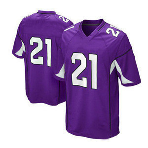 NFL 4 Way Stretch American football jersey sublimation print