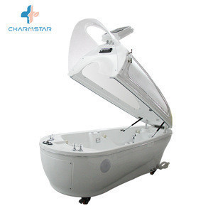 Popular spa capsule body Water floating spa capsule with CE