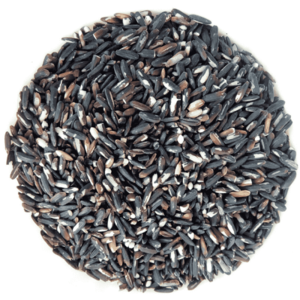 Premium Organic Black Rice from South Africa