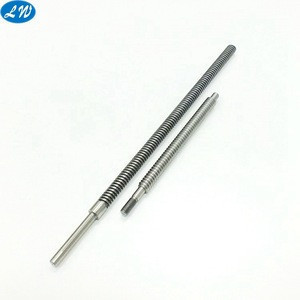 Professional CNC turning stainless steel motorcycle long drive shaft parts