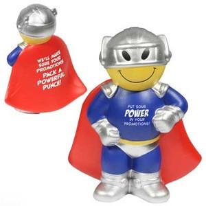 PU Carton Mascot superman stress ball promotion gift