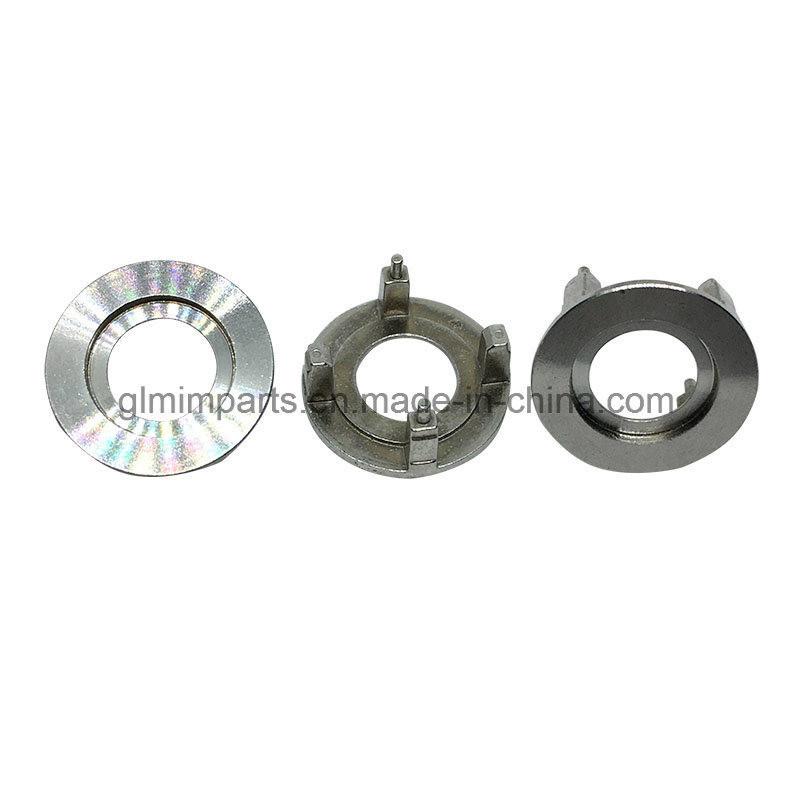 Quick Prototype CNC Machining Parts / Customized MIM Metal Mold Instrument Parts