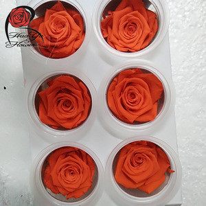 Real touch wedding flowers eternal rose never fading stabilized roses for valentines