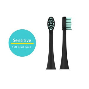 Smartsonic+ Electric Toothbrush Spare Replacement Soft Sensitive Type Brush Head