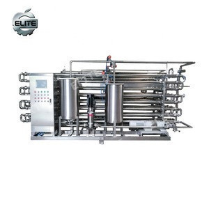 Stainless steel juice sterilizer milk sterilizer htst pasteurizer