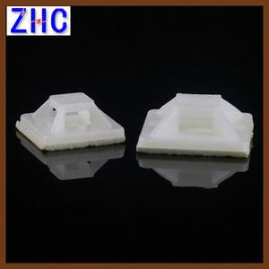 TM AAM series factory price nylon 66 self-adhesive cable tie mounts