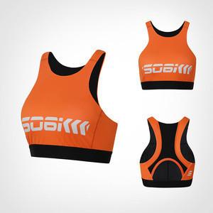 Wholesale Fitness Ladies Girls Running Gym Yoga Bra Tops  Exercise Workout Women Sports Bra