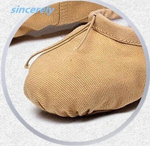 Wholesale OEM dance ballet soft shoes