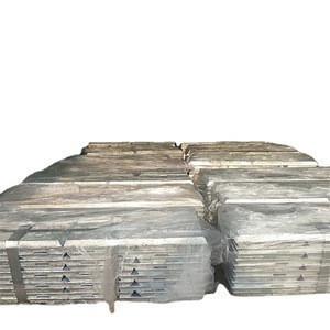 Zinc ingot best selling