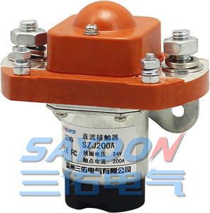 ZJ(MZJ,SZJ)-200A/48V dc contactor