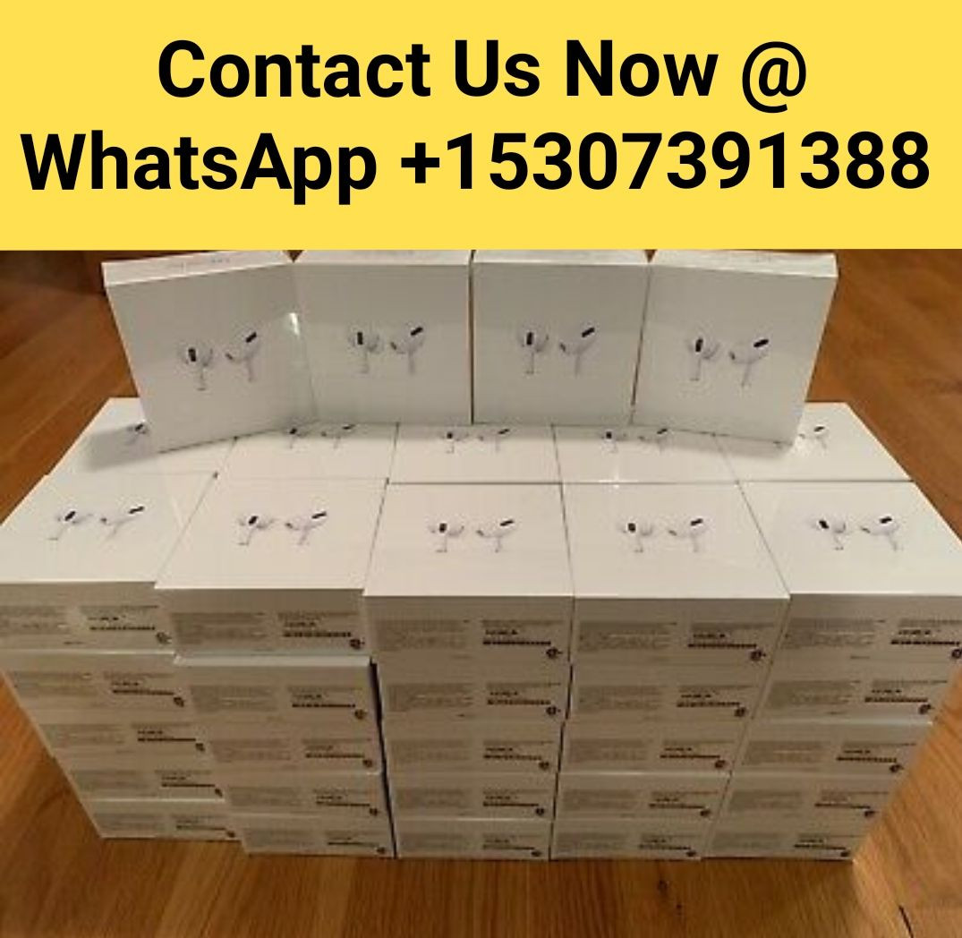 IWatch Series 5, Apple Airpod Pro, Airpod 2, Brand New original (BUY 50 GET 10  FREE) WHOLESALE BULK ORDER ACCEPTED