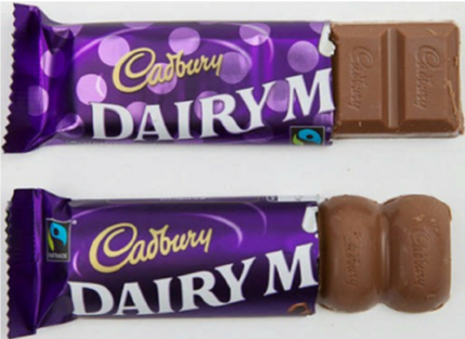 Cadbury Dairy Milk Bar Chocolate