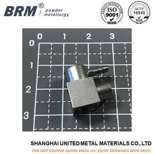 High precision MIM stainless steel sensor housing OEM factory from China