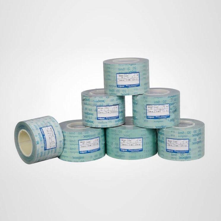 Sand Belt for Chrome Polishing Copper Polishing Gravure Cylinder Making Microfinishing Film Lapping Film Abrasive Belt Roll