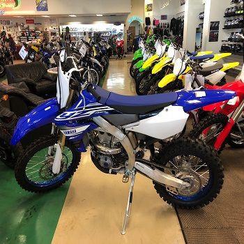 Yamaha 2020 YZ450 YZ450F Motocross Motorcycle