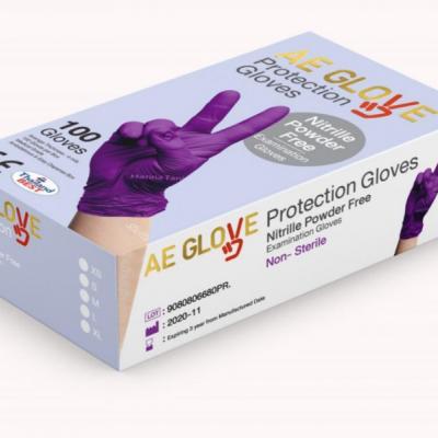 AE Glove Nitrile Gloves
