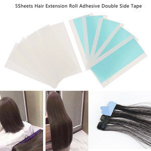4cm*0.8 Wig Double-sided Tape Adhesive Glue For Hair Extensions Tool Supplies