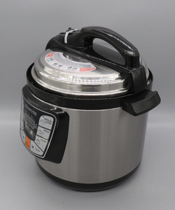 6L big multifunction electric pressure cooker