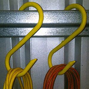 Australia Market Electrical Plastic Lead Hook / Uni Hook