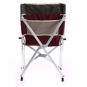 Bearhike Deluxe  Foldable Beach Chair For Camping Traveling With 600D Oxford Fabric