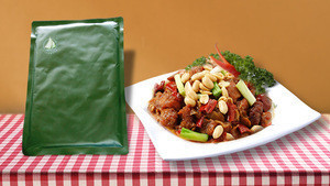 Best Sale High Quality Halal Canned Instant Kung Pao Chicken