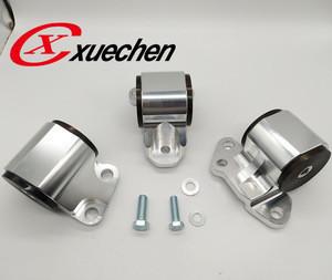 Customized Mounting Bracket Assembly/front Engine Mount/Aluminum parts ,turning parts on CNC machine