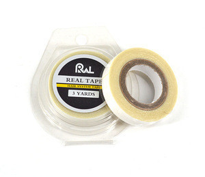 Double Sided White Tape Rolls Hair Extension Tape Toupee Tools