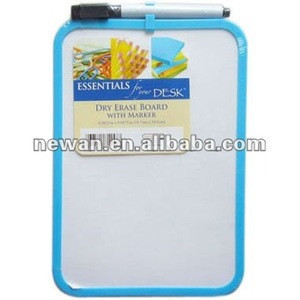 Dry Erase Board with 1pc Dry Erase Marker