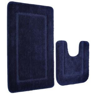 Eco-friendly Hot sales bathroom mats quick water absorption microfiber non-slip bath mat