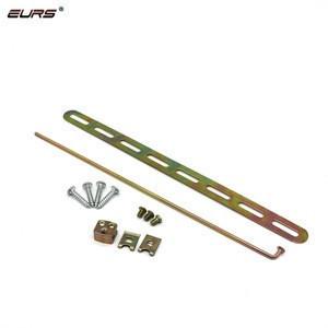 EURS Car central locking kit lock remote control Motor Professional 2 Wires 12V Auto Locking System Motor