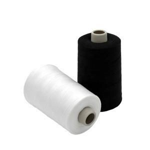 Factory Wholesale Cheap High Tenacity 100% Spun Polyester Sewing Thread Hilos De Algodon