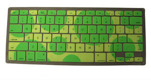 FDA LFGB OEM silicone keyboard cover for laptop