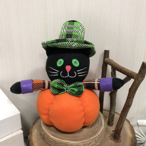 Halloween decoration ornaments pumpkin doll ghost festival bar dance party mall hotel gifts gifts dress up supplies
