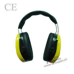 High quality CE anti noise ABS Ear Defenders