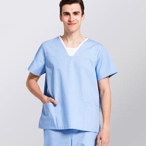 High quality twill 100% cotton nursing uniforms