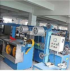 High Speed PVC Extruder