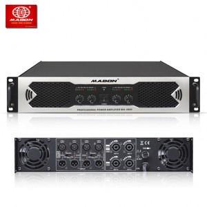 Hot Sale Dj Power Ahuja Amplifier Cheap Price