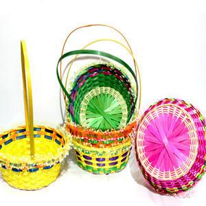 Hot selling easter wicker basket