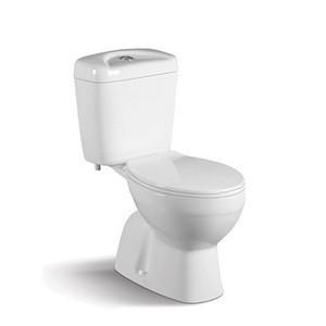 Hot selling one piece washdown ceramic wc pan bathroom toilet