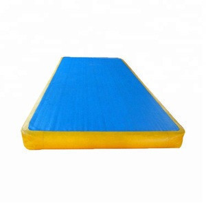 Inflatable Safety Gymnastics / Gym / Taekwondo Floor Mats For Sports