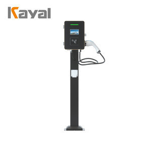 KAYAL type 1 charging pile commercial ev car charger station