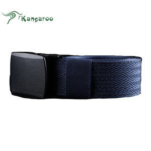 Mens Tank Pattern Nylon Military Fan Outdoor Tactical Multifunctional Belts
