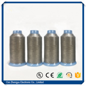 Metallic Needlework Thread-Silver Conductive Sewing Thread-All Purpose Sewing Thread 100g