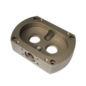 Precision Investment casting CNC machining processed automotive components