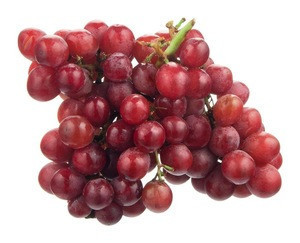 Red Sweet Fresh Grapes