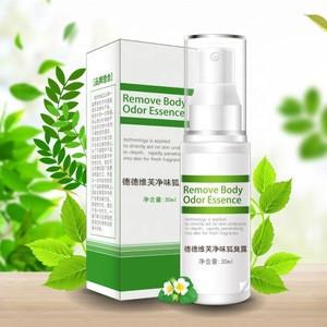 Summer Antiperspirant Spray Body Odor Underarm Sweat Deodorization Body Odor Remover