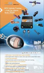 TK220 AVL GPS gsm car alarm and tracking system