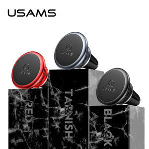 USAMSUS-ZJ047 New Air Vent Magnetic Mobile Phone Car Holder