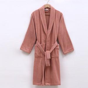 Wholesale Customized Women Plush Suede Microfiber Towel Bathrobe