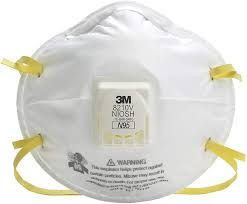 Custom N95 Anti Air Pollution Dust Mask With Filter
